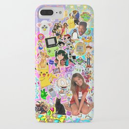 90s, childhood. iPhone Case
