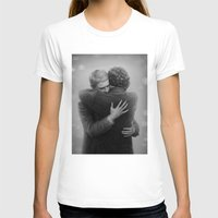 johnlock T-shirts featuring John and Sherlock by br0-harry