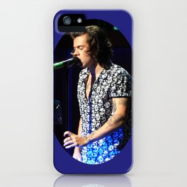 You Look So Good in Blue iPhone Case