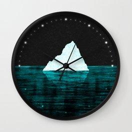 ICEBERG AHEAD! Wall Clock