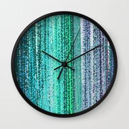 Beads Wall Clock