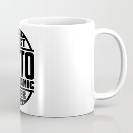 Best Auto Mechanic Ever Coffee Mug