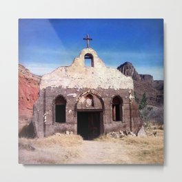 Big Bend State Park Metal Print