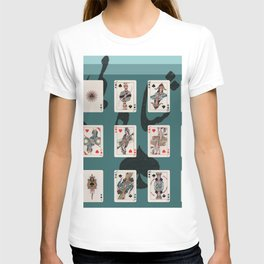 Persian Playing Cards T-shirt