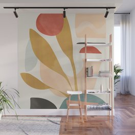 Abstract Shapes 20 Wall Mural