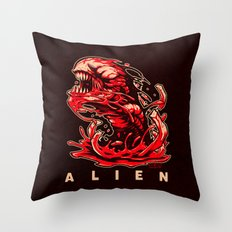 ALIEN: KANE'S SON Throw Pillow