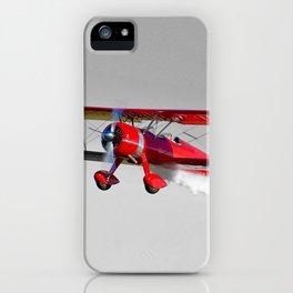Plane-ing iPhone Case