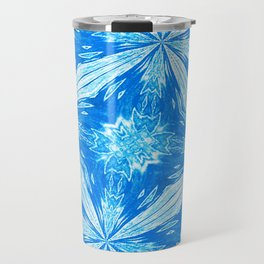 Cerulean Blue Evening Travel Mug