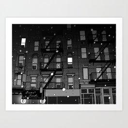 street 1 Art Print