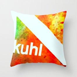Kuhl Big O Throw Pillow