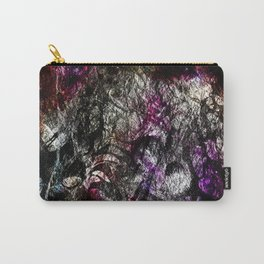abstract ink texture z Carry-All Pouch