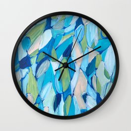 Jungle Vibes Wall Clock