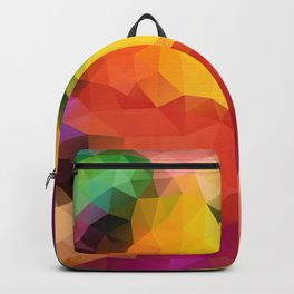 Geometric pattern CL Backpack