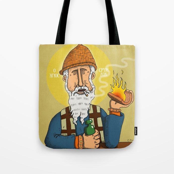 Damn You Capitalism Tote Bag
