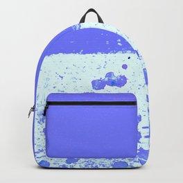 Ink Drop Blue Backpack