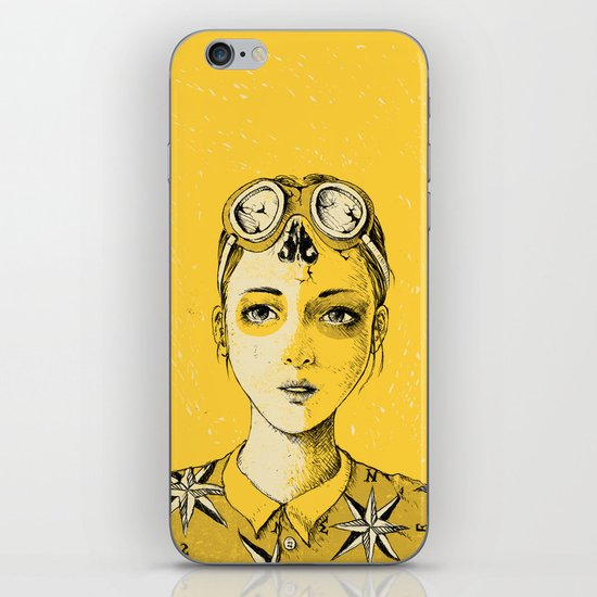 Journey of a Lifetime iPhone & iPod Skin