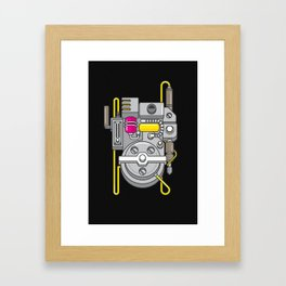 IN CASE OF EMERGENCY Framed Art Print