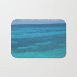 Caribbean Sea Bath Mat