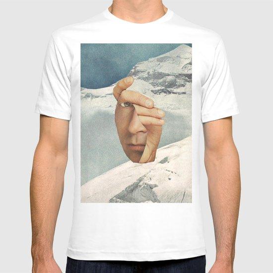 Muh Anne Inn Tha Mount Tan T-shirt