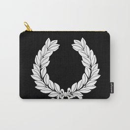 Laurel Half Tone Carry-All Pouch