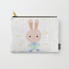 Kids cute cartoon bunny Carry-All Pouch