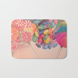 Lollipop  Bath Mat