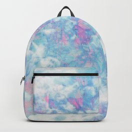 Blue Pink Attractions Backpack