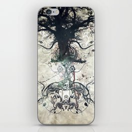 Triad iPhone Skin