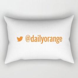 @DailyOrange Rectangular Pillow