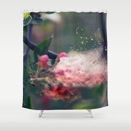 Blossom Explosion Shower Curtain