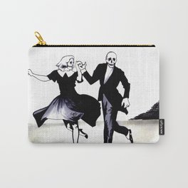 Skeleton Swing Carry-All Pouch