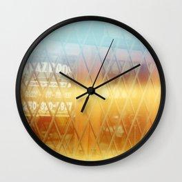 retro fance Wall Clock