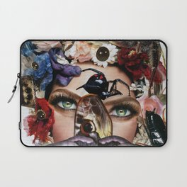 Kylie Chloe Kim Diddy P Motherfucking INFESTATION Fuck by Famous Artist Snooks McGraw Art Collage Laptop Sleeve