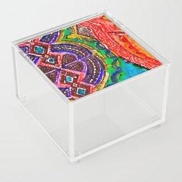 Pattern Frenzy Acrylic Box