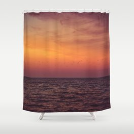 In Search Shower Curtain