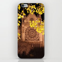 Midnight Blossoms iPhone Skin