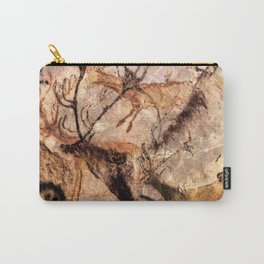 Lascaux Cave Deer I Carry-All Pouch