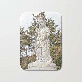 Haedong Yonggungsa Bodhisattva of Compassion Bath Mat