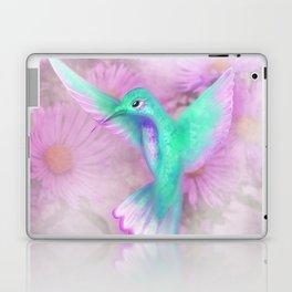 Pretty Little Hummingbird Laptop & iPad Skin