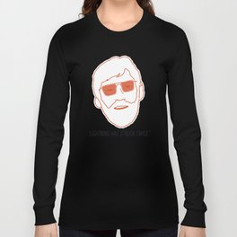 Levon Helm Long Sleeve T-shirt