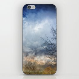 Weathered Sky iPhone Skin