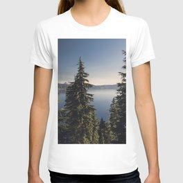Through the Pines T-shirt