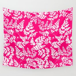 Spring Pink Wall Tapestry