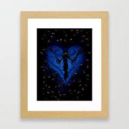 DARK SORA - KINGDOM HEARTS Framed Art Print