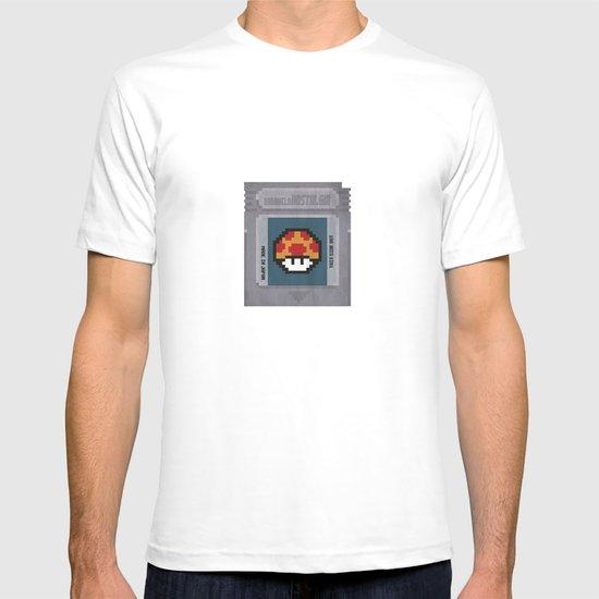 Nostalgia in a GameBoy Cartridge T-shirt