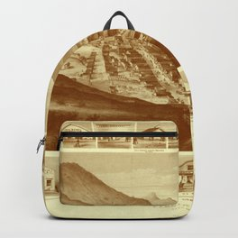 Virginia City 1861 Backpack