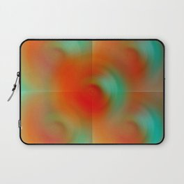 carrot and eggplant Laptop Sleeve