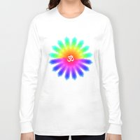 ohm Long Sleeve T-shirts featuring Ohm by AmeliaDarland