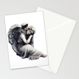 Resting Angel Stationery Cards