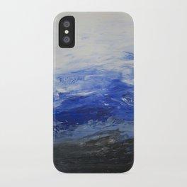 À la mer iPhone Case